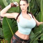 Lana Kendrick as Lara Croft