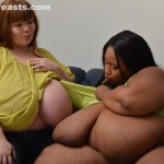 P-cup Lexxxi Luxe & M-cup Cotton Candi talk tits