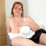 Czech born big boobed 36F tits Petra naked photos on XX-Cel.com