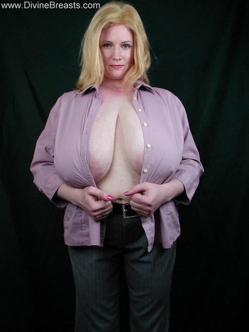 In tops tits Big Tits