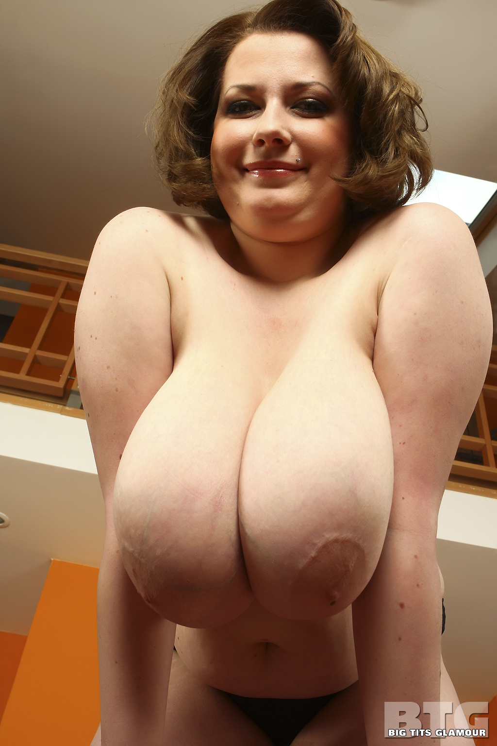 Look at big tits
