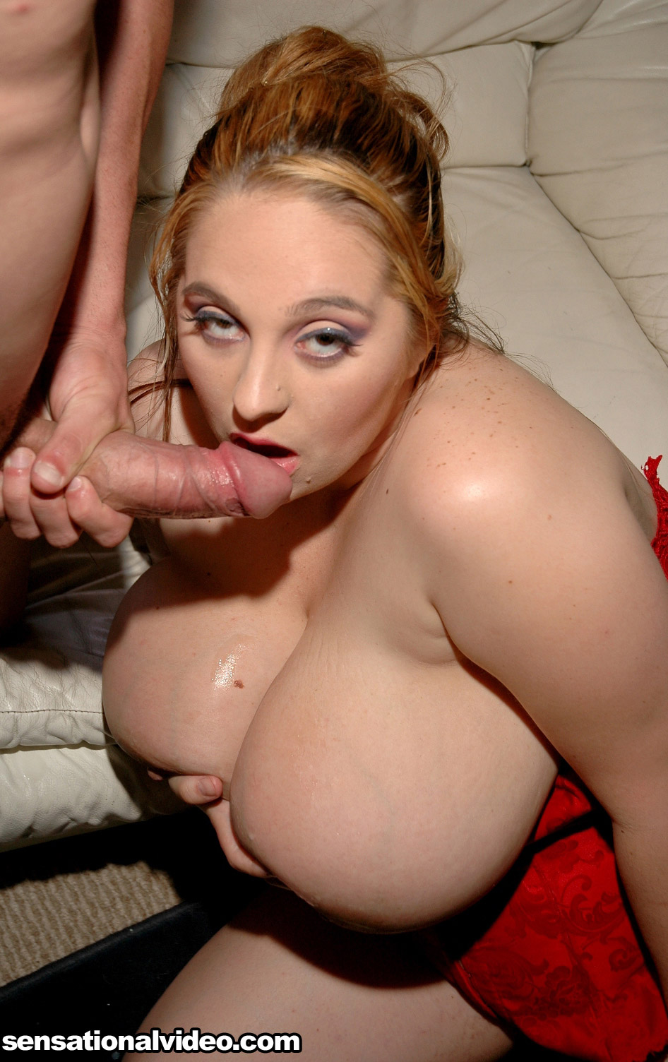 huge dildo pounding