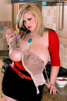 Ashley Sage Ellison Kitchen Kutie series from Scoreland.com