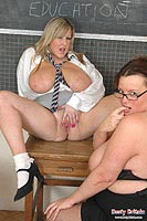 Leah Jayne 38HH & Victoria 36H at BustyBritain.com