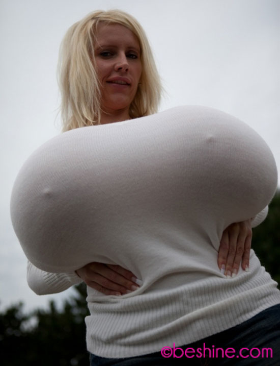 Extreme plastic surgery - size 164XXX breast implants: - Page 30