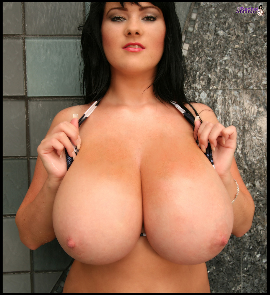 Naked with big boobs