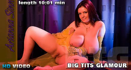 Arianna Sinn big tits HD videos from BigTitsGlamour.com