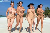 Big Boob Paradise with Lorna Morgan, Terry Nova, Gianna Rossi, Christy Marks & Angela White from Scoreland.com