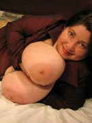 Teri Fox at DivineBreasts.com