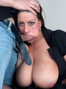Dani Amour 32EE busty Brits hardcore from BustyBritain.com