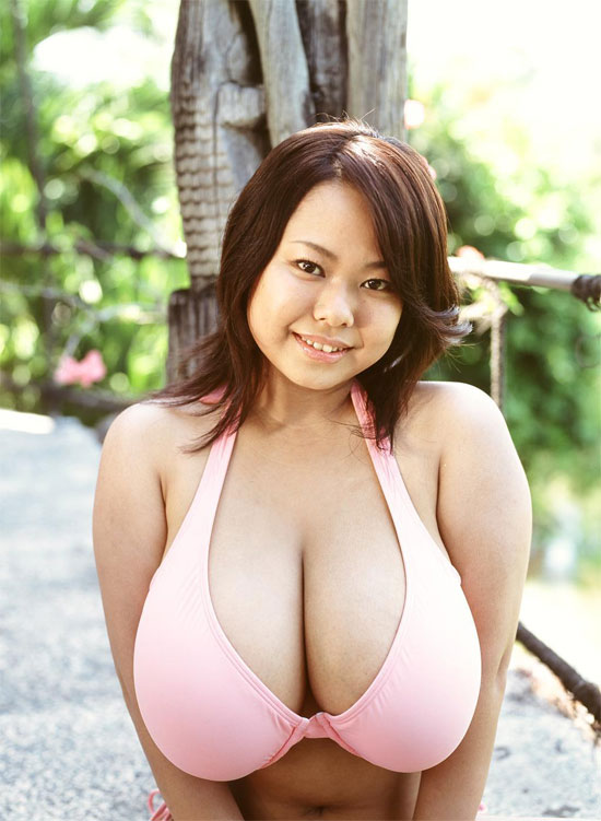 c Naked japanes up breast