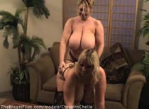 Ctexsins Chelle & Samantha 38G videos at CtexsinsChelle