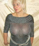 Cherry Love - Busty blonde British MILF with GG-cup breasts at The Breast Files Playmate Sites