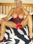 Cherry Love sends breast wishes for Valentines Day from her CherryLove Playmate Site at TheBreastFiles