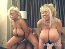 Claudia Marie & Kayla Kleevage in hardcore groupsex interracial gangbang videos at Claudia-Marie.com