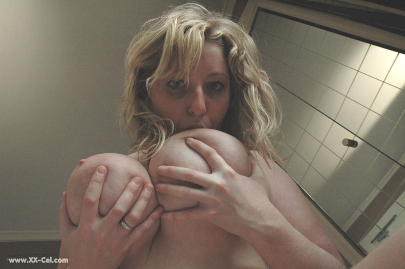 Ticklish orgasm video