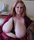 Sapphire HH-cup from DivineBreasts.com
