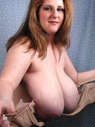 Sapphire from DivineBreasts.com