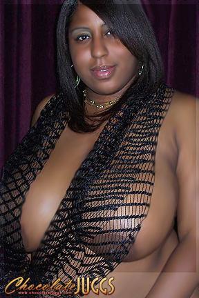huge boob ebony princess