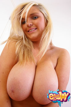 Ellie Jay 32H big boobs from EllieJay.com