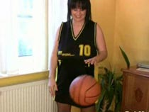 Exanti big boobs basketball videos at RubMyBoob.pl