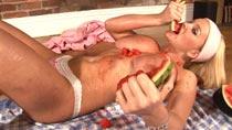 Faith Nelson 32G - Melon Madness Video - InBedWithFaith.com