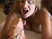 Handjob Videos with Kelly Madison at KellyMadison.com