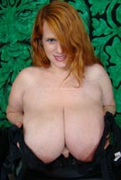40J Kore Goddess lactation photos from DivineBreasts.com