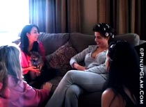 Maggie Green, Jana Defi, Jaime Hammer, Erica Campbell & Jelena Jensen from Glamourcon 40 at PinUpGlam.com