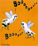 Boo bees!