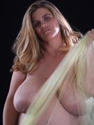 Hayley pregnant J-cup breasts from DivineBreasts.com