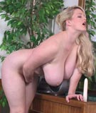 Heather Michaels 44G from WantBoobs.com