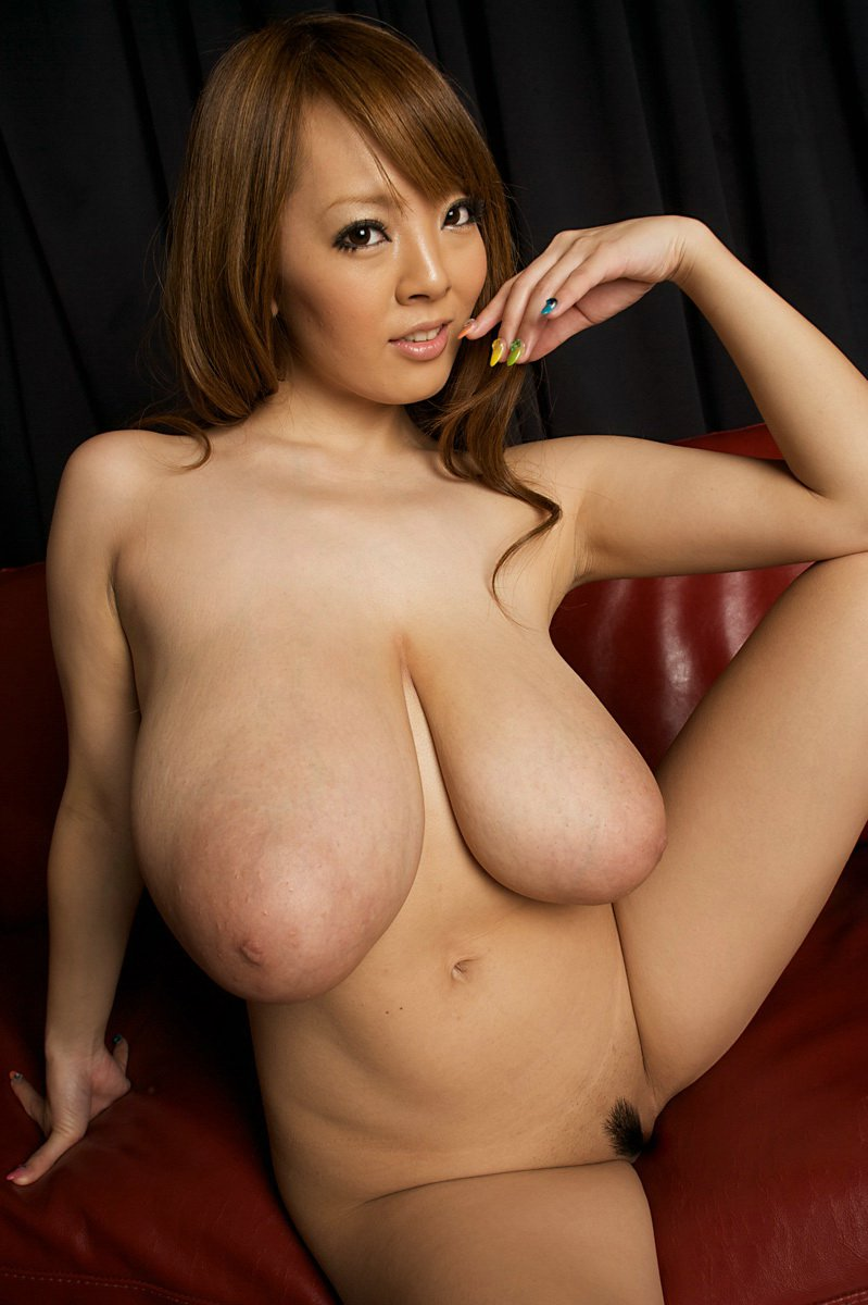 Beauty big tit asian