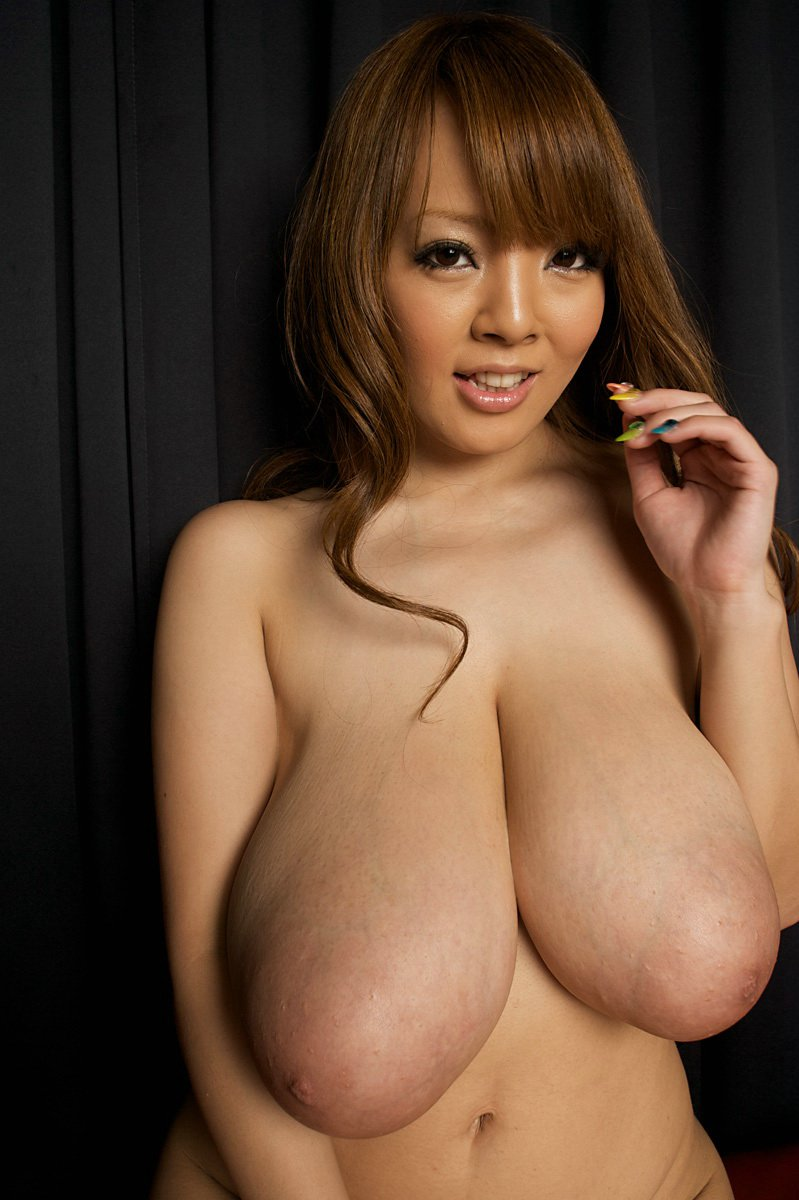 Asians with big tits