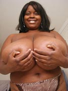 Busty Black BBW Jenny Hill 38Q from BBWJennyHill.com