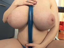 Karina Hart HH-cup big tits videos from KarinaHart.com