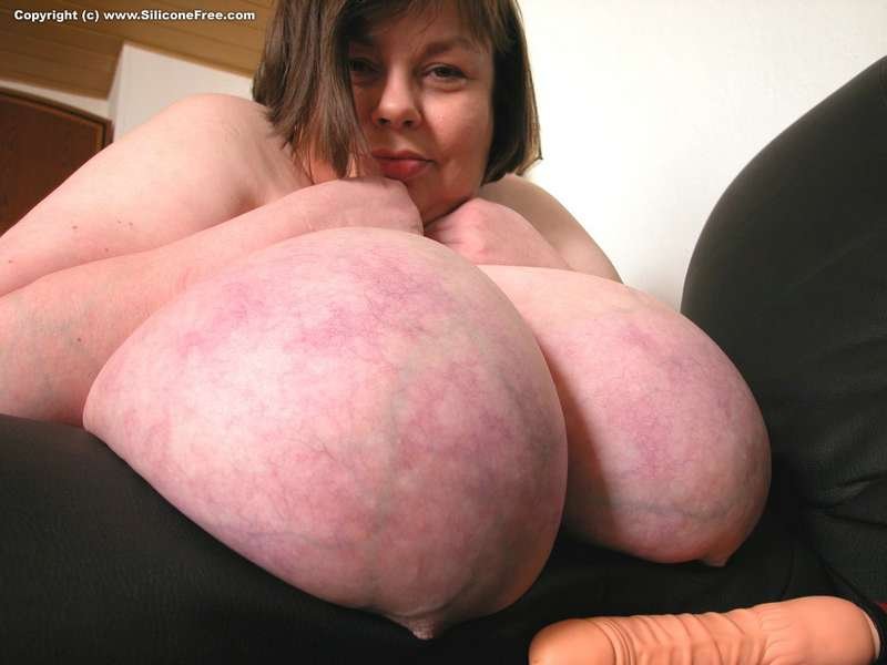 Largest breasts in the world natural