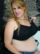 Kore Goddess Pregnant at DivineBreasts.com
