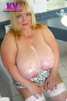 Kelly James at KinkyVoluptuous.com