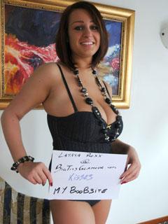 LaTaya Roxx from BigTitsGlamour loves MyBoobSite!