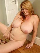 Lucy Williams has the perfect body with FF-cup tits at BustyBrits.com
