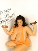 Maria Moore glory hole pics from BustyMariaMoore.com