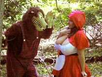 Maria Moore 36JJ big tits Busty Red Riding Hood videos from BigTitsCurvyAsses.com