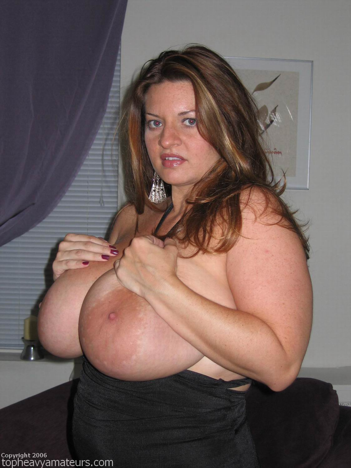 Young chubby boobs
