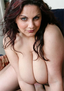 Mellie D at Busty Brits - BustyBrits.com