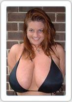 Maria Moore 36GG of TopHeavyAmateurs.com