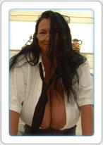 Sabrina Meloni 90L (38L) of BoobsXL.com