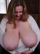 Nicole Sands big tits in tops from DivineBreasts.com