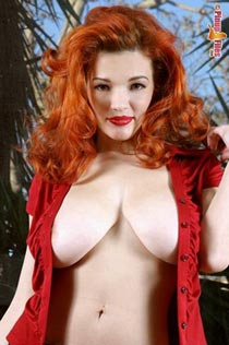 Danielle Riley at PinUpFiles.com