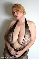 Sexy Samantha 38G from SexySamantha38g.com